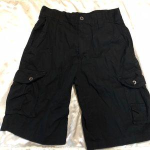 3e8899d20a Men's AirWalk Black Cargo shorts Size 30